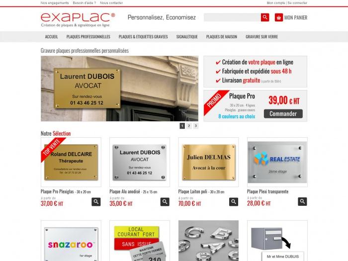 exaplac.com