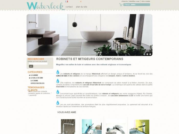 mitigeur-cascade.com
