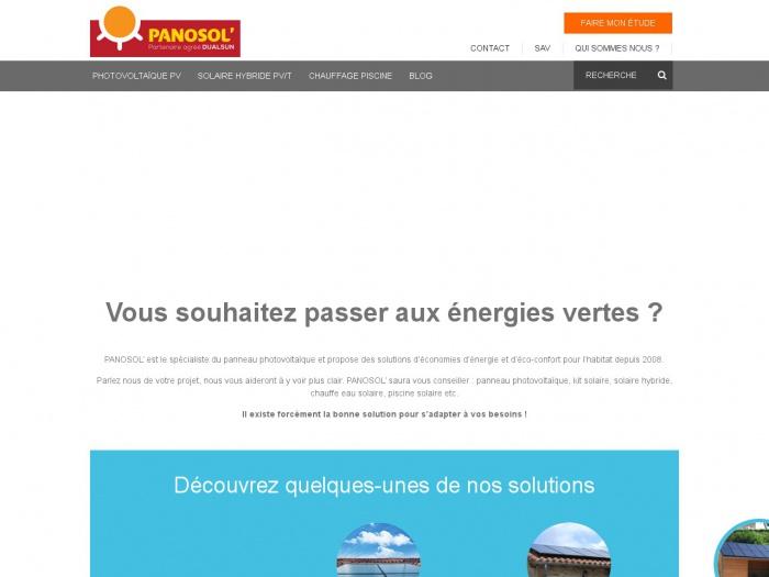 panosol.fr