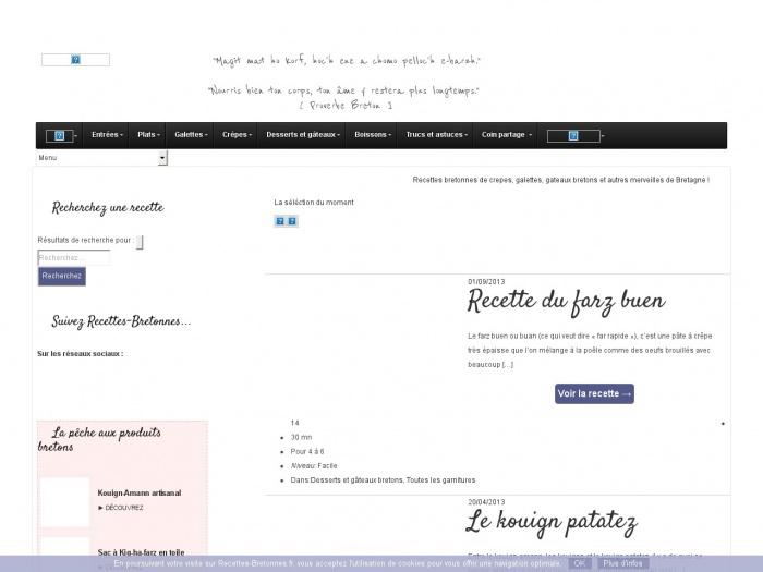 recettes-bretonnes.fr