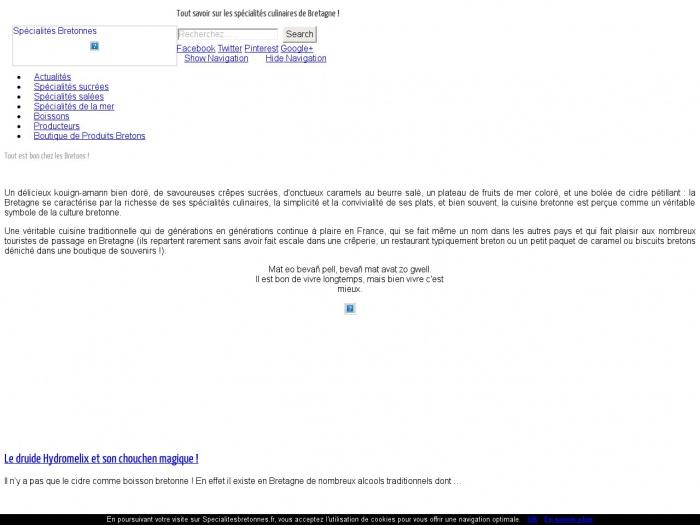 specialitesbretonnes.fr